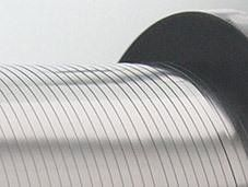 1.5*0.5mm Stainless Steel Flat Wire Linearity And Helix Automatic Coiling